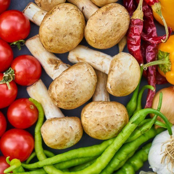 children enjoy vegetables
