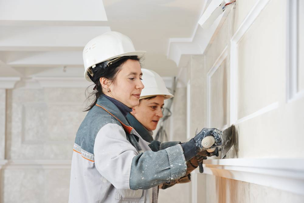 Types Of Finishes That Only A Professional Plasterer Can Provide