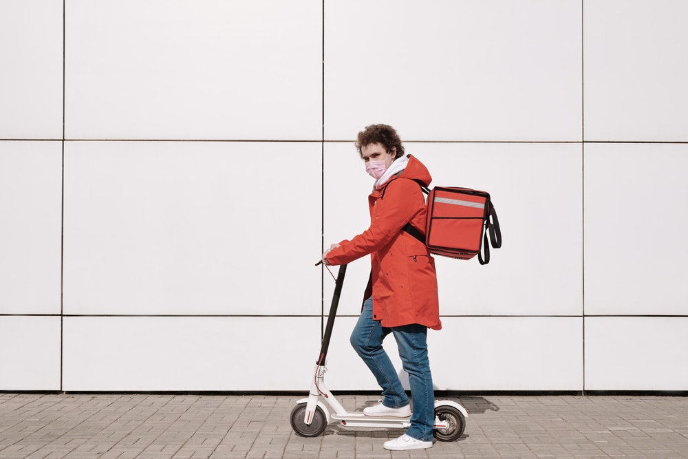 Can Electric Scooters Work as a Delivery Transport?